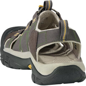 Keen Newport H2 Sandaalit Miehet, raven/aluminum
